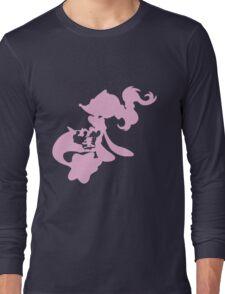 Popplio Evolution Long Sleeve T-Shirt