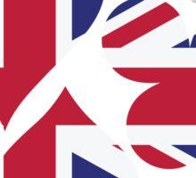 UK Poker 2 Sticker