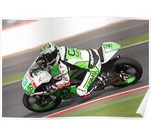 Bastianini Moto GP Poster