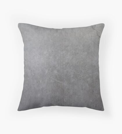Cement / Concrete / Stone texture Pt.3 Throw Pillow