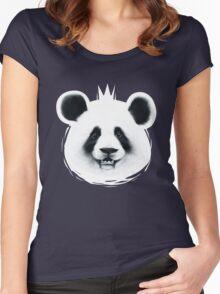 BIG panda Women's Fitted Scoop T-Shirt