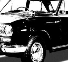 Cedric Special 6 (1965  H130) Sticker