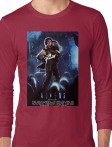 Aliens Long Sleeve T-Shirt