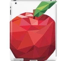 Apple Low-poly  iPad Case/Skin