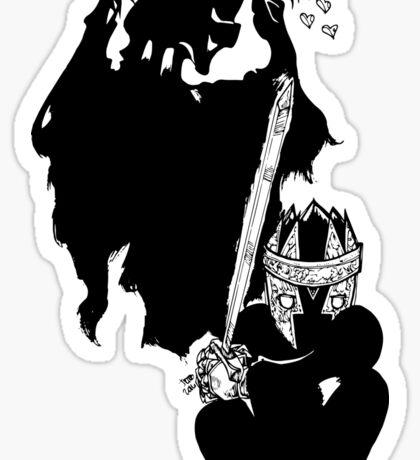 Dementor to Nazgul Sticker