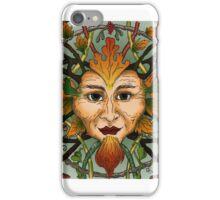 Greenman 1 iPhone Case/Skin
