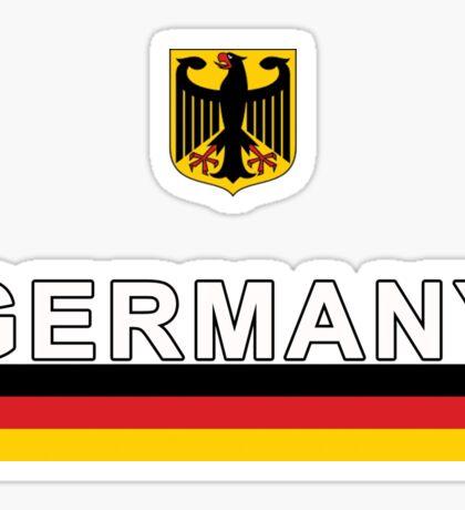 Germany National Sports Team Design Sticker
