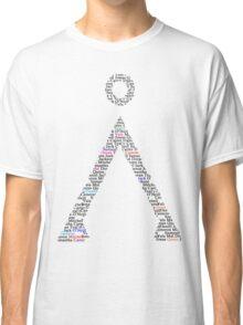 Earth Symbol Classic T-Shirt
