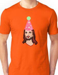Happy Birthday Jesus Funny Christmas Shirt Unisex T-Shirt