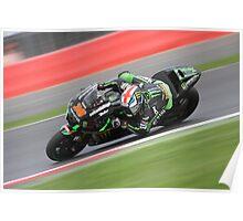Bradley Smith Moto GP Poster