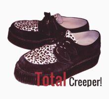 Total Creeper!  Kids Tee
