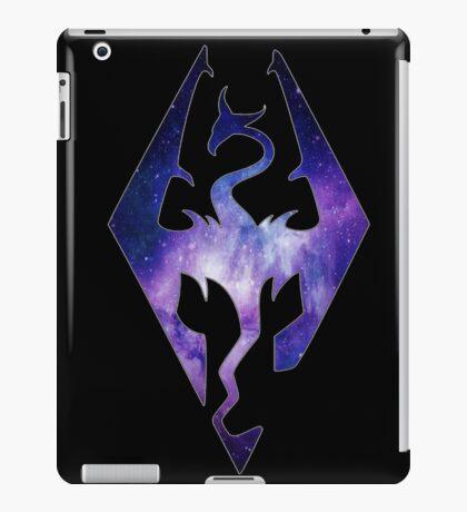 Blended Galaxy Seal of Akatosh iPad Case/Skin