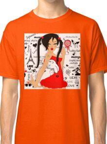 Lolita girl Classic T-Shirt