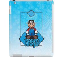 Mario Heisenberg iPad Case/Skin