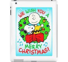 CHARLIE BROWN CHRISTMAS 23 iPad Case/Skin