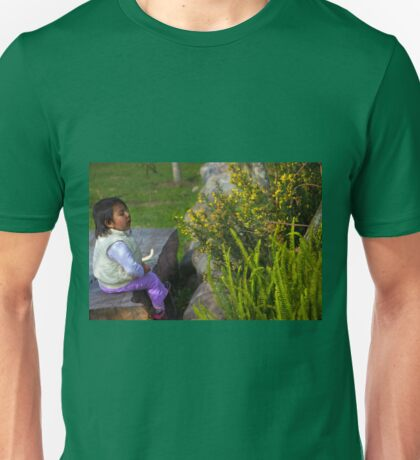 Cuenca Kids 864 Unisex T-Shirt