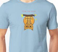 flip the bird Unisex T-Shirt