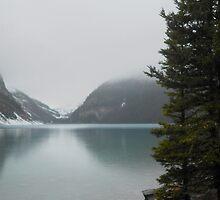 Lake Louise Mist by friendspore