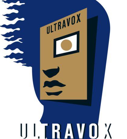 Ultravox Rage in Eden Sticker