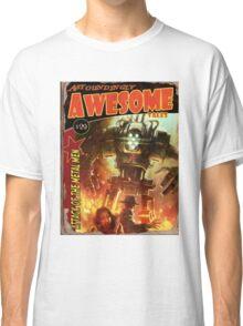 Attack of the Metal Men Classic T-Shirt