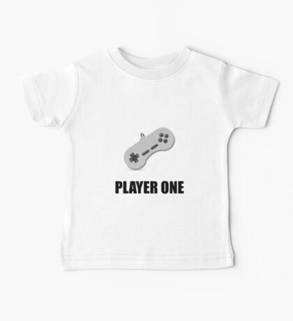 Player One Baby Tee
