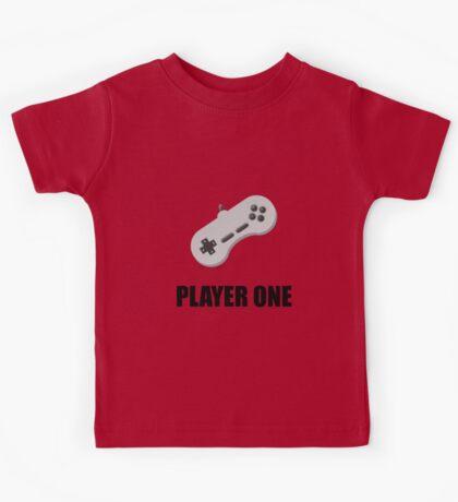 Player One Kids Tee