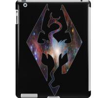 Rainbow Galaxy Seal of Akatosh iPad Case/Skin