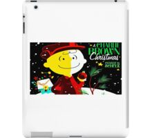 CHARLIE BROWN CHRISTMAS 25 iPad Case/Skin