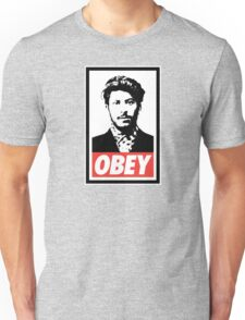 OBEY Hipster Stalin Unisex T-Shirt