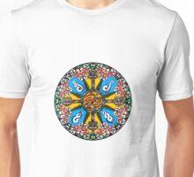 NEW ZEALAND MANDALA  Unisex T-Shirt