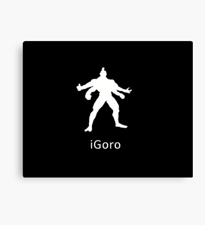 iGoro Canvas Print