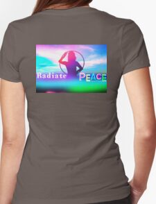 Radiate PEACE Hooper Silhouette T-Shirt