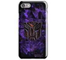 Autobots Abstractness iPhone Case/Skin