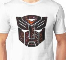 Autobots Abstractness Unisex T-Shirt