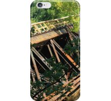 Abandoned Trestle iPhone Case/Skin