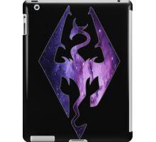 Pink Purple Galaxy Seal of Akatosh iPad Case/Skin