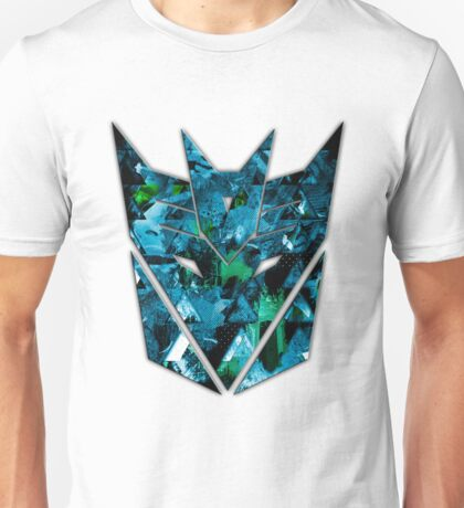 Decepticons Abstractness Unisex T-Shirt