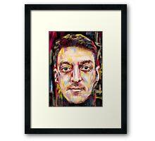Mesut Ozil - Arsenal Genius Framed Print