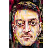 Mesut Ozil - Arsenal Genius Photographic Print