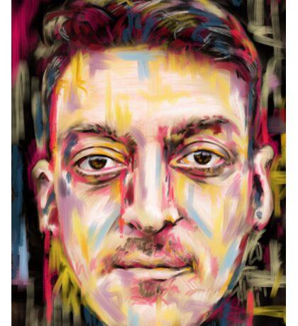 Mesut Ozil - Arsenal Genius Sticker