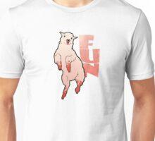 Funny Lamb Unisex T-Shirt