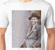 Frank Sinatra Hollywood Singer and Actor Unisex T-Shirt