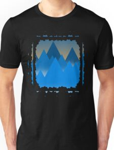 Mountain Scape  Unisex T-Shirt