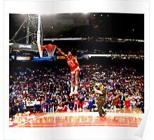 NBA - Dominique Wilkins Poster
