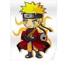 Naruto Chibi Poster