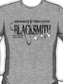 Doc Brown Blacksmith T-Shirt