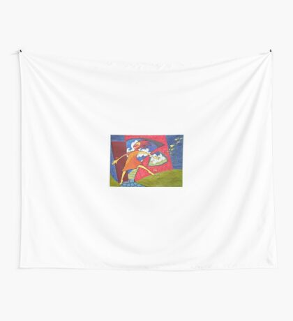 Dance Away Wall Tapestry