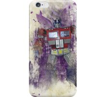 G1 - Optimus Prime iPhone Case/Skin
