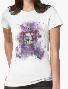 G1 - Optimus Prime Womens Fitted T-Shirt
