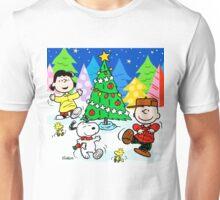 CHARLIE BROWN CHRISTMAS 27 Unisex T-Shirt